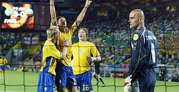 EURO 2004 MOMENTOS MÁGICOS
