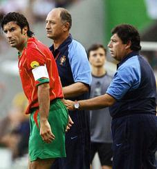 Silêncios do futebol português1