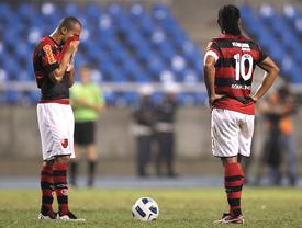 Brasil uma finta, um tackle