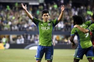 MLS Sounders rumo ao título