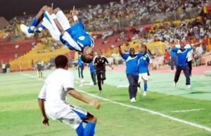 Taça CAF – Guia do play-off